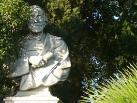 Verdi-Statue Venise